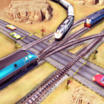 Train Driving Free  -Train Games 3.3 (Mod Unlimited Money)
