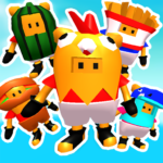 Ultimate Fall Bros : Don´t Fall Guys 0.5 (Mod Unlimited Money)