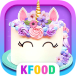 Unicorn Chef: Cooking Games for Girls 6.7 (Mod Unlimited Money)