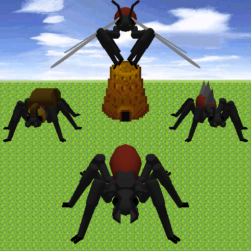 War of The Ants 3.0.1 (Mod Unlimited Money)