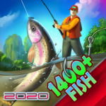 World of Fishers, Fishing game 292 (Mod Unlimited gold)