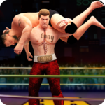 Wrestling Rumble Superstar: Extreme Fighting Games 4.5 (Mod Unlimited Money)