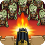 Zombie War: Idle Defense Game 71 (Mod Unlimited Gems)