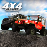 4×4 Mania: SUV Racing 4.24.02 (Mod Unlimited Offer)