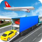 Airplane Car Transport Driver: Airplane Games 2020 1.17 (Mod Unlimited Money)