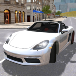 American City Fast Car Driving 2020 1.3 (Mod Unlimited Money)