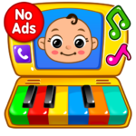 Baby Games – Piano, Baby Phone, First Words 1.3.7  (Mod Unlimited Money)