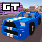 Blocky Car Racer – free racing game 1.32 (Mod Unlimited Money)