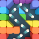 Brick Ball Blast: A Free & Relaxing 3D Crush Game 2.43.0 (Mod Unlimited Tokens)
