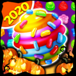 Candy Bomb Fever – 2020 Match 3 Puzzle Free Game 1.6.5  (Mod Unlimited Money)