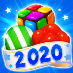Candy Witch – Match 3 Puzzle Free Games 16.8.5039  (Mod Unlimited Money)