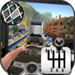 Cargo Delivery Truck Parking Simulator Games 2020 1.53 (Mod Unlimited Money)