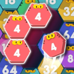 Cat Cell Connect – Merge Number Hexa Blocks 1.2.1 (Mod Unlimited Money)