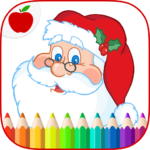 Christmas Coloring Book Games 10  (Mod Unlimited Money)