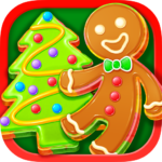 Christmas Unicorn Cookies & Gingerbread Maker Game 1.6 (Mod Unlimited Money)