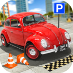 Classic Car Parking Real Driving Test 1.7.9 (Mod Unlimited Money)