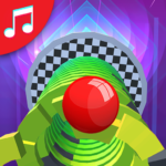 Color Stack Ball 3D: Ball Game run race 3D – Helix 8 (Mod Unlimited Money)