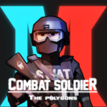 Combat Soldier – The Polygon 0.30 (Mod Unlimited Money)