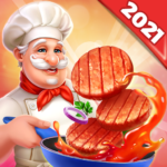 Cooking Home: Design Home in Restaurant Games 1.0.25 (Mod Unlimited Money)