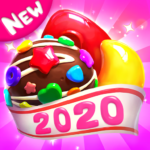 Crazy Candy Bomb – Sweet match 3 game 4.6.9  (Mod Unlimited Money)