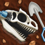 Dino Quest – Dig & Discover Dinosaur Fossil & Bone 1.8.5 (Mod Unlimited energy)