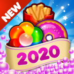 Fast Food 2020 New Match 3 Free Games Without Wifi 2.0.8 (Mod Unlimited Money)