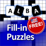 Fill it ins word puzzles – free crosswords 7.7 (Mod Unlimited Money)