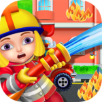 Firefighters Fire Rescue Kids – Fun Games for Kids 1.0.14 (Mod Unlimited Money)