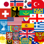 Flags of the World & Emblems of Countries: Quiz 2.16 (Mod Unlimited Money)
