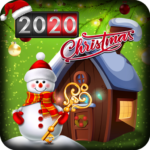 Free New Escape Game 052-New Christmas Room Escape v1.1.5 (Mod Unlimited Money)