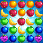 Fruits Mania : Elly's travel 21.0616.00  (Mod Unlimited Money)