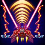 Galaxy Invader: Space Shooting 3.1 (Mod Unlimited Money)