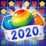 Gummy Candy Blast – Free Match 3 Puzzle Game 1.4.4 (Mod Unlimited Money)