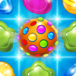 Gummy Candy – Match 3 Game 1.8 (Mod Unlimited Money)