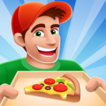 Idle Pizza Tycoon – Delivery Pizza Game 1.2.6  (Mod Unlimited Money)