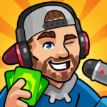 Idle Tuber – Become the world's biggest Influencer 1.4.3  (Mod Unlimited Money)