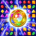 Jewels Magic: Mystery Match3 21.1005.09 (Mod Unlimited Coins)