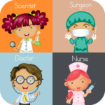 Learn professions Occupations 4.2.1093 (Mod Unlimited Money)
