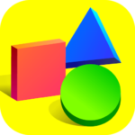 Learn shapes and colors for toddlers kids 1.3.1 (Mod Unlimited Money)