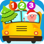 Learning numbers and counting for kids 2.4.1   (Mod Unlimited Money)