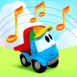 Leo the Truck: Nursery Rhymes Songs for Babies 1.0.67 (Mod Unlimited Money)