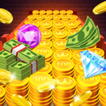 Lucky Dozer Coin Pusher 2020 1.28 (Mod Unlimited Money)