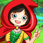 Mini Town: Red Riding Hood Fairy Tale Kids Games 4.3 (Mod Unlimited Money)