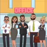 My Office Pretend Lifestyle: Play Town Busy Life 1.0.4 (Mod Unlimited Money)