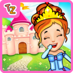 👸 My Princess Town – Doll House Games for Kids 👑 2.4 (Mod Unlimited Money)