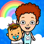 My Tizi Town – Newborn Baby Daycare Games for Kids 1.7  Mod Unlimited Money)