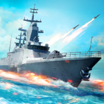 Naval Armada: Battleship craft and best ship games 3.75.9  (Mod Unlimited Gold)