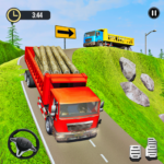 Offroad Truck Driver Cargo:3D Truck Driving Games 1.4 (Mod Unlimited Money)