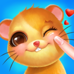 🐰🦊Pet Care Salon – Feed & Clean & Dressup 2.5.5038 (Mod Unlimited Money)