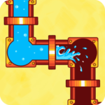 Plumber World : connect pipes (Play for free) 29 (Mod Unlimited Money)